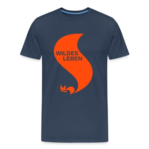 Schweif-2 - Männer Premium T-Shirt