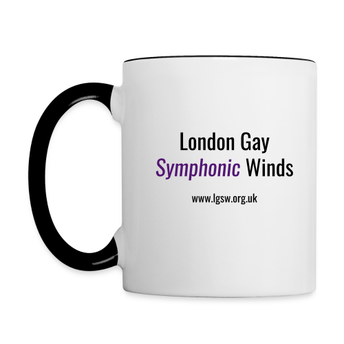 LGSW Mug - Contrasting Mug