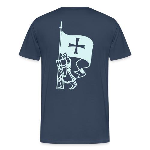Porte étendard 2 - T-shirt Premium Homme