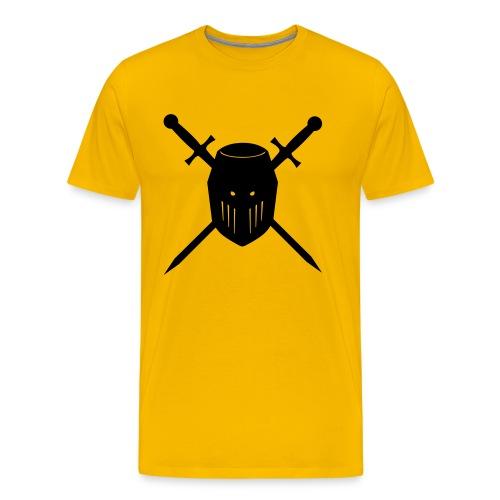 Heaume de mort 2 - T-shirt Premium Homme