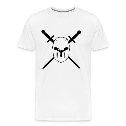 Heaume de mort - T-shirt Premium Homme
