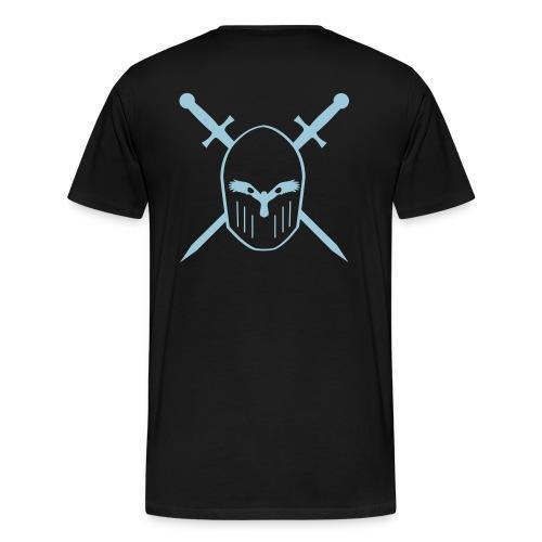 Heaume de mort 3 - T-shirt Premium Homme