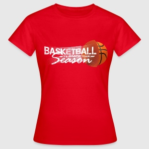 basketball-basket T-shirts - Vrouwen T-shirt