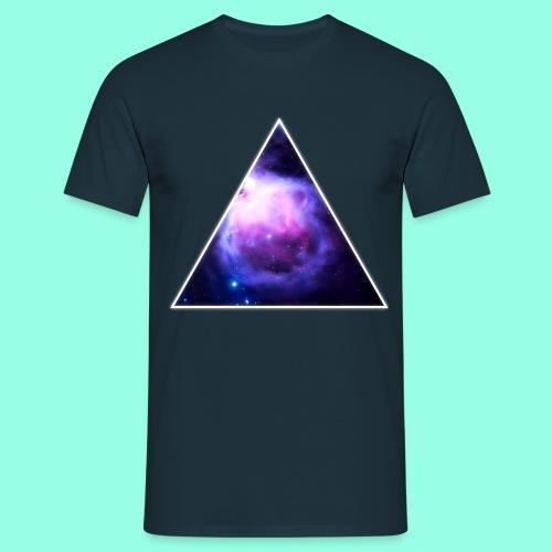 Deep Space Hipster T-Shirt - Männer T-Shirt