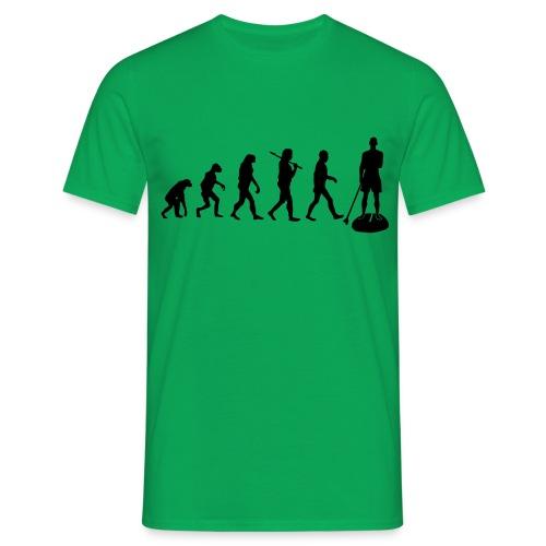 Männer Standard T-Shirt: Evolution II Shirt Classic (m) - Männer T-Shirt