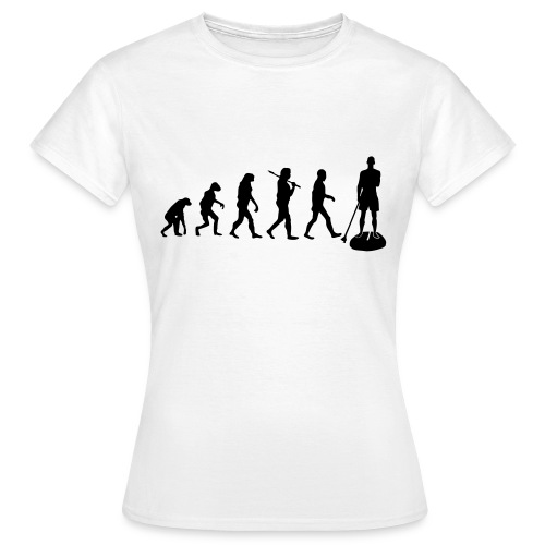 Evolution II Shirt Classic (w) - Frauen T-Shirt