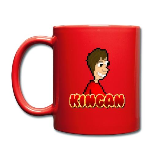 Kingan Mugg  - Enfärgad mugg