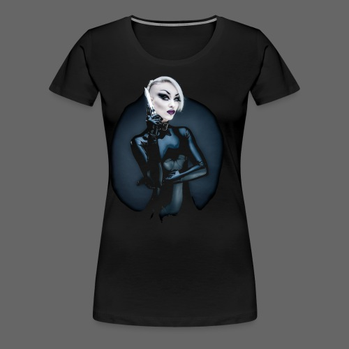 Latex-Aranea Frauen Premium - Frauen Premium T-Shirt