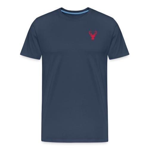 Mikkel Halvor Christensen - Herre premium T-shirt
