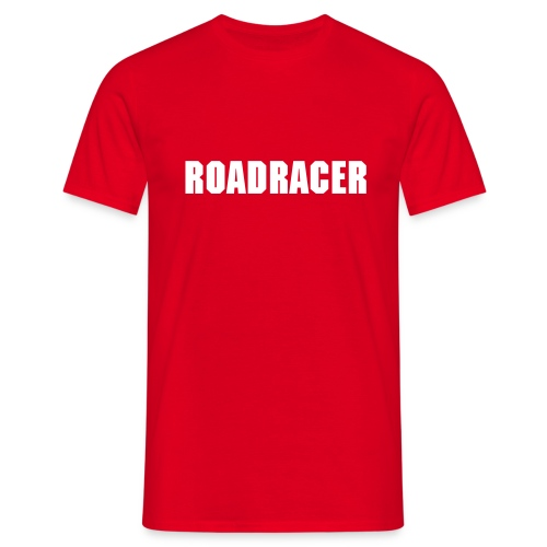 Roadracer T-Shirt - Männer T-Shirt