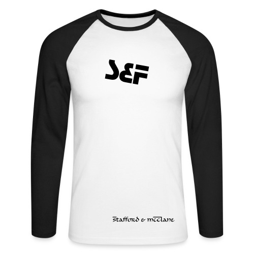 Stafford&McClane That Men - Männer Baseballshirt langarm