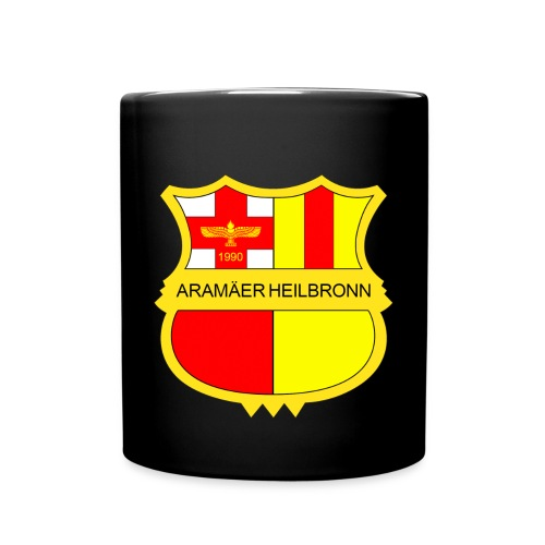 Kaffeebecher mit Logo - Tasse einfarbig