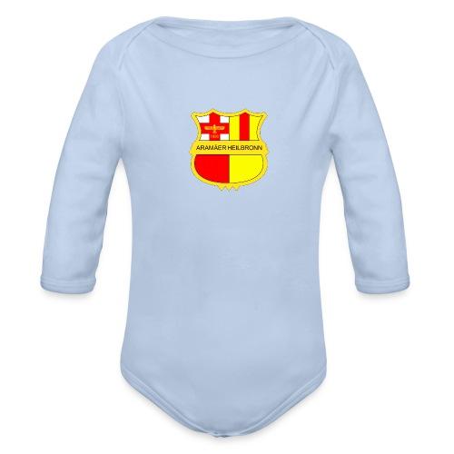 Baby Kurzarm-Body - Baby Bio-Langarm-Body