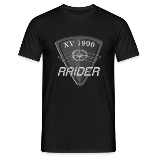 Raider XV 1900 - Männer T-Shirt