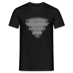 Midnight Star XV 1900 - Männer T-Shirt