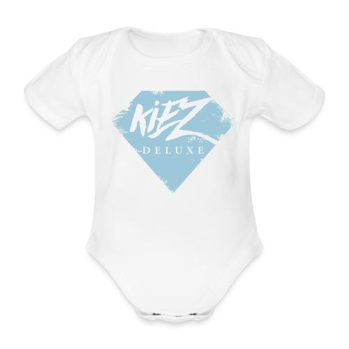 Kiez Deluxe Oscar - Baby Bio-Kurzarm-Body