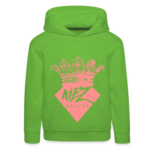 Kiez Deluxe Emilia - Kinder Premium Hoodie