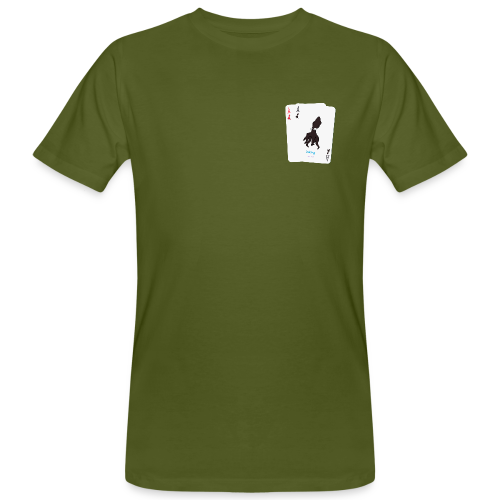 Bio Tshirt Gambler LUI - T-shirt bio Homme