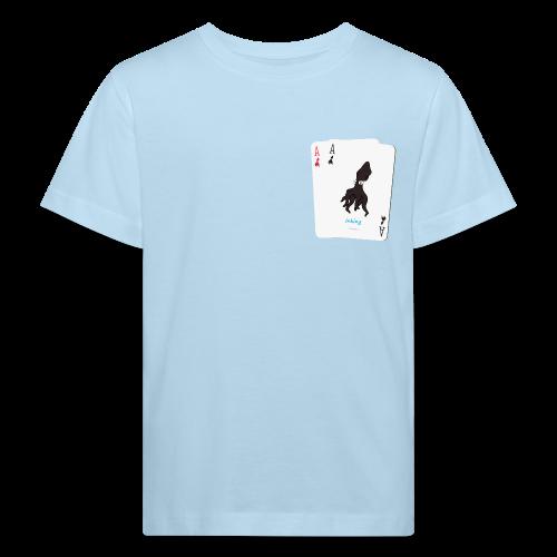 Bio Tshirt Gambler KID - T-shirt bio Enfant