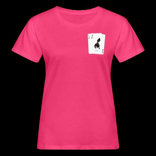 Bio Tshirt Gambler ELLE - T-shirt bio Femme