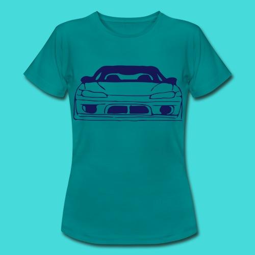 S15 Front - Frauen T-Shirt