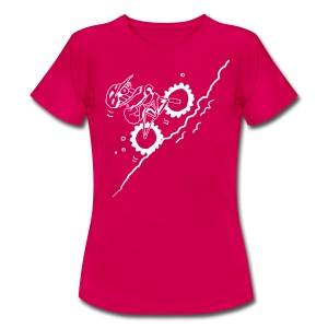 UP! Ladies - Frauen T-Shirt