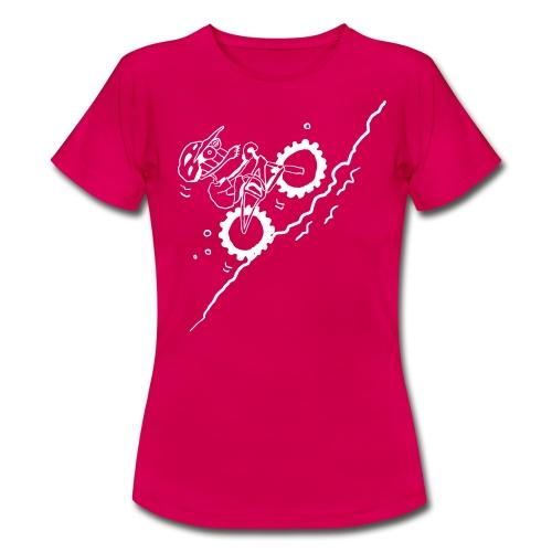 UP! Ladies - Frauen T-Shirt