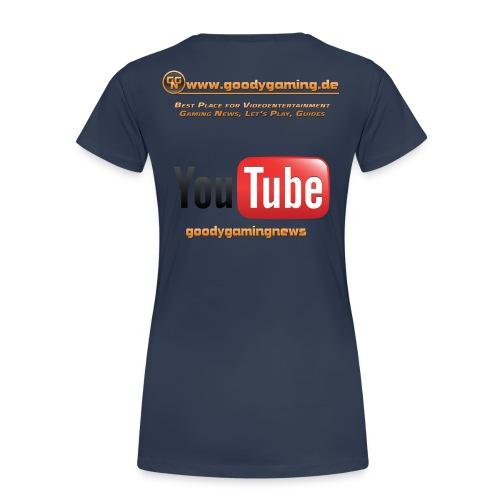 Goody Tee Frau - Frauen Premium T-Shirt