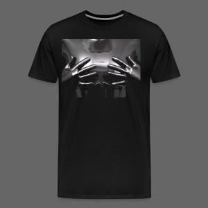 Premium T-Shirt Hands On 2 - Männer Premium T-Shirt