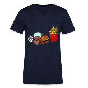 mc do - T-shirt bio col V Stanley & Stella Homme