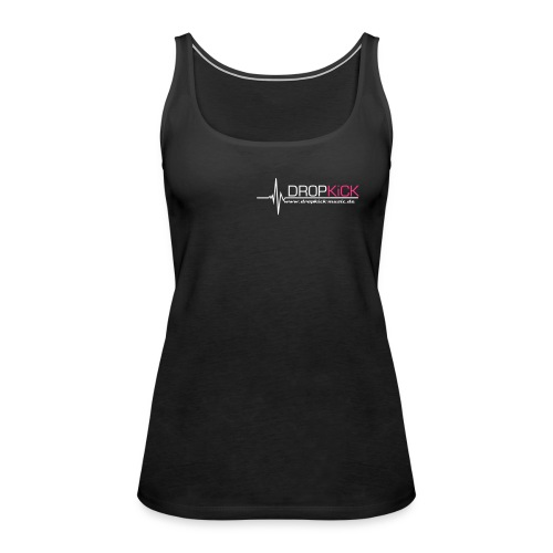 Dropkick Women Top - Frauen Premium Tank Top