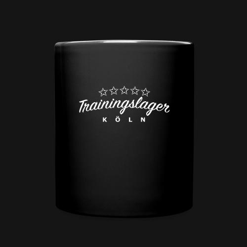 Trainingslager Kaffee Tasse - Tasse einfarbig