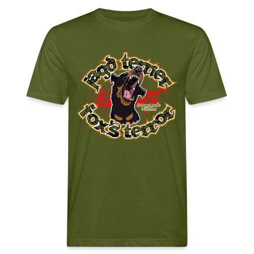 jagd fox terror - T-shirt ecologica da uomo