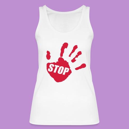 stop top  - Frauen Bio Tank Top von Stanley & Stella