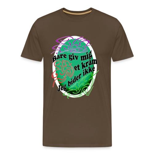 Herre premium T-shirt - Herre premium T-shirt