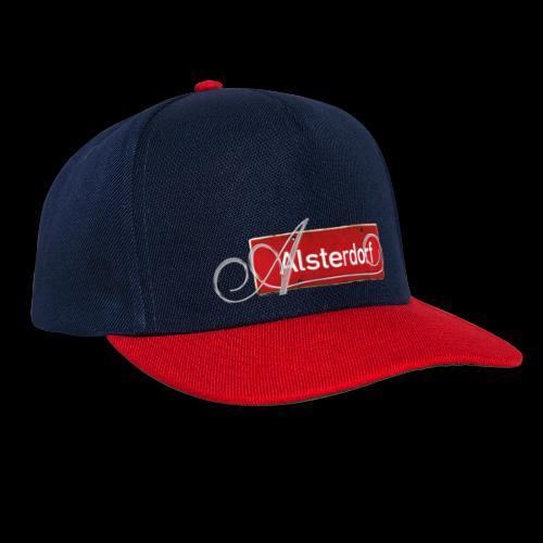 Mein Hamburg , mein Alsterdorf , mein Kiezshirt - Snapback Cap