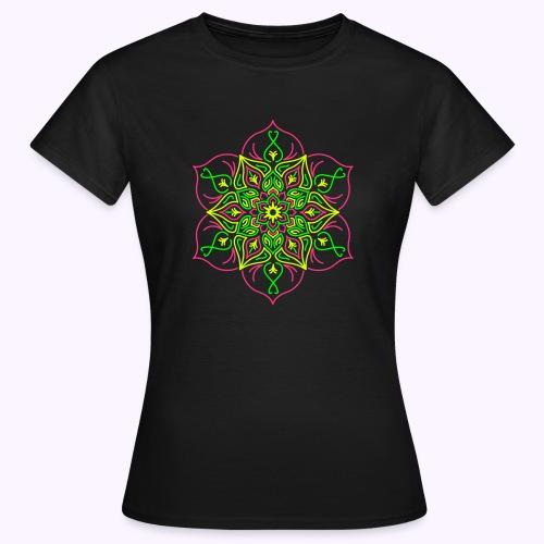 Fire Lotus 3-color Women's Classic Shirt - Women's T-Shirt