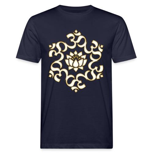 Om - T-shirt ecologica da uomo