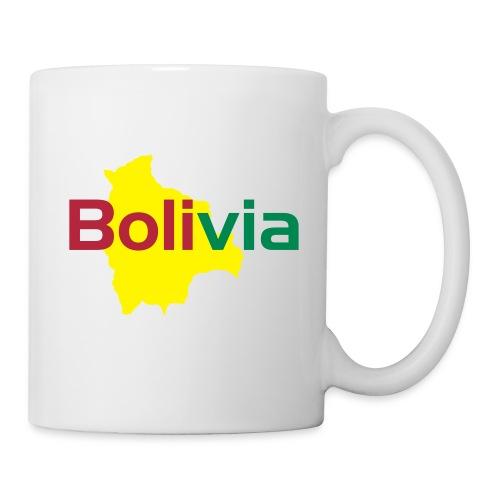 Tasa Bolivia - Taza