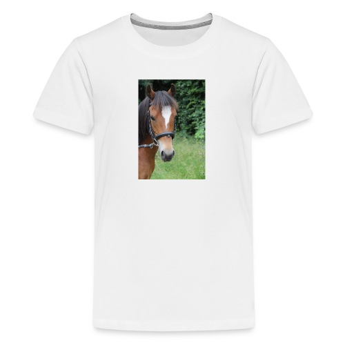 Scarlett Pony Prinzessin T-Shirt - Teenager Premium T-Shirt