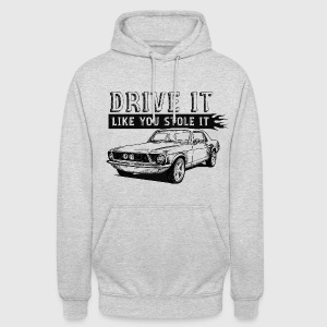 Drive It - Coupe Hoodies & Sweatshirts - Unisex Hoodie