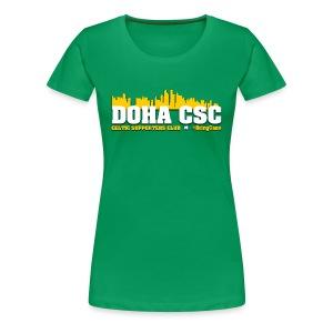 Doha CSC - Women's Premium T-Shirt