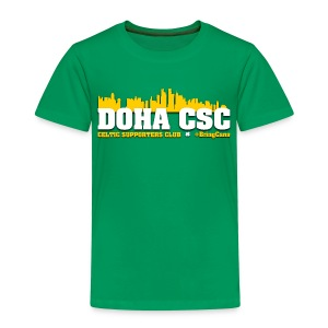 Doha CSC - Kids' Premium T-Shirt