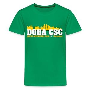 Doha CSC - Teenage Premium T-Shirt