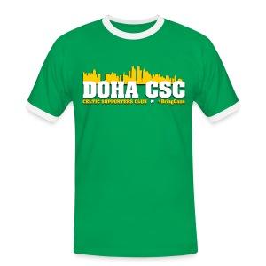 Doha CSC - Men's Ringer Shirt