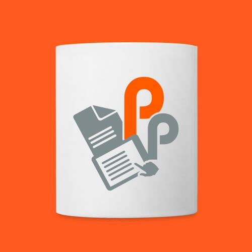 Paperless Cup - Tasse zweifarbig