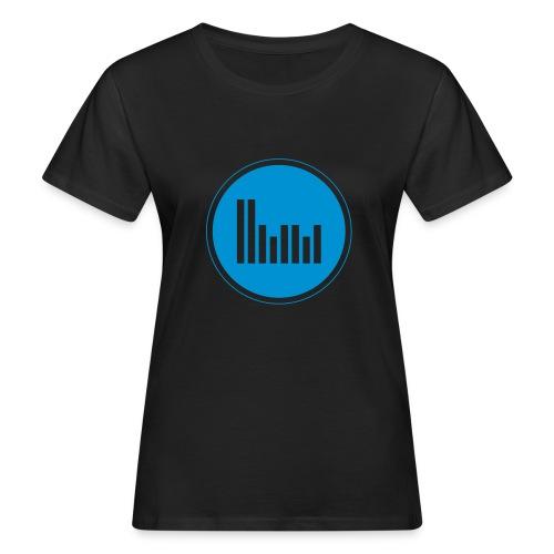 Herbie Martin Music Women T-Shirt Blue - Women's Organic T-Shirt