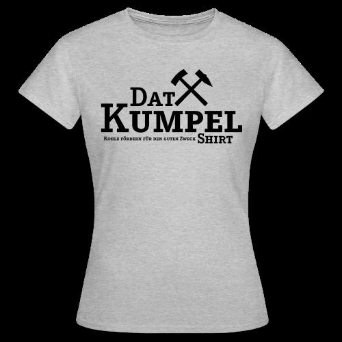 Dat Kumpel-Shirt Classic Damen  - Frauen T-Shirt