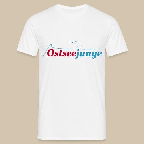 Ostseejunge - Männer T-Shirt