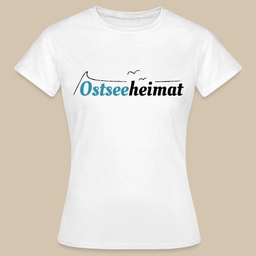 Ostseeheimat | Frauen - Frauen T-Shirt